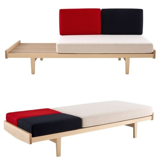 Daybed by Pierre Paulin for Ligne Roset