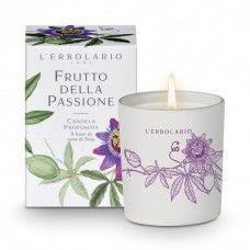 Passion fruit illatgyertya - Rendeld meg online! Lerbolario Naturkozmetikumok http://lerbolario-naturkozmetikumok.hu/kategoriak/illatos%C3%ADto-termekek