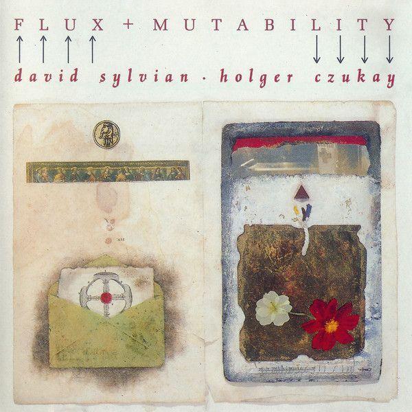 David Sylvian Holger Czukay Flux Mutability At Discogs Music Album Covers Vinyl Record Album Album