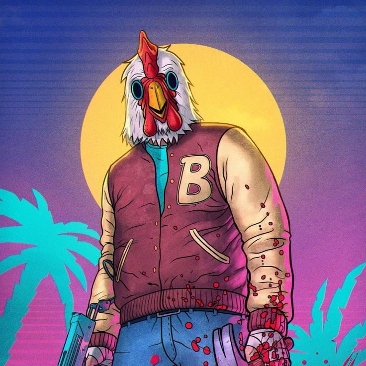 Jacket from Payday 2