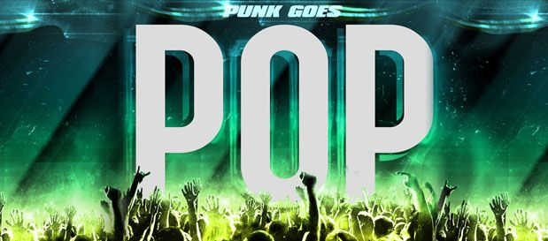 Punk Goes Pop is a band that takes pop songs and changes them to punk!