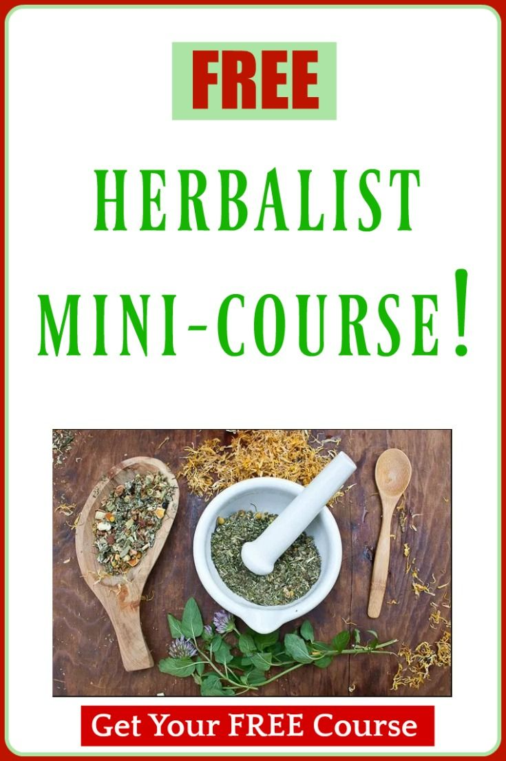 Herbalism Courses  Kits Learningherbs
