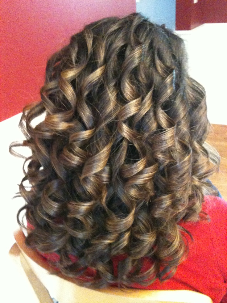 Full Curl Hair Make Up Done By Jessica Bailey Pinterest