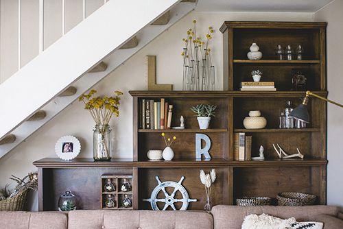 Best 20 Shelves Under Stairs Ideas On Pinterest