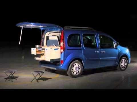 Kangoo Camper TravelPack