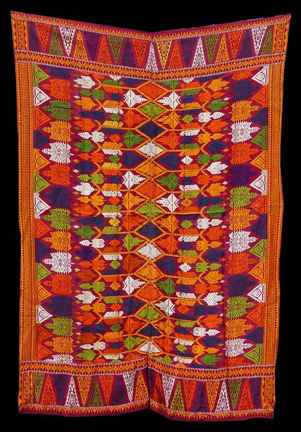 Balinese Songket Saput or Waistcloth