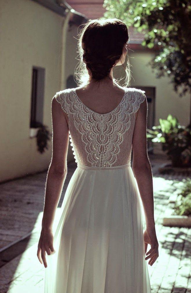 A princess moment ~ David Tutera for Mon Cheri Fall 2014 Bridal Collection | bellethemagazine.com 584 93 ...