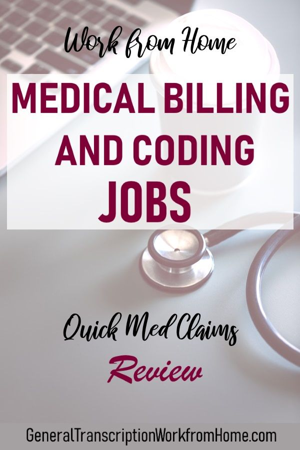 Medical Billing And Coding Jobs With Quick Med Claims Coding