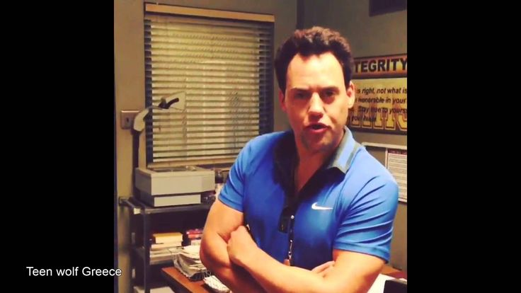 Orny Adams ( Coach Finstock ) - Teen Wolf Behind the Scenes