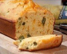 Chili Cheese Cornbread