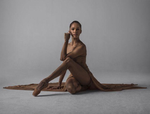 Невероятная история успеха черной балерины Мисти Коупленд