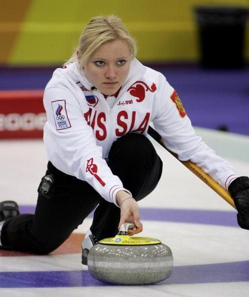 16 Hot photos of Russian women curling team at 2014 Winter Olympics in Sochi