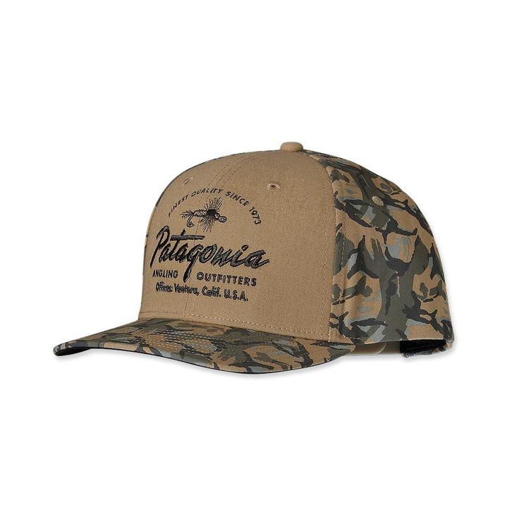 17 best images about hats on pinterest trout canvases for Trout fishing hat