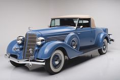 1934 Buick McLaughlin Model 96C