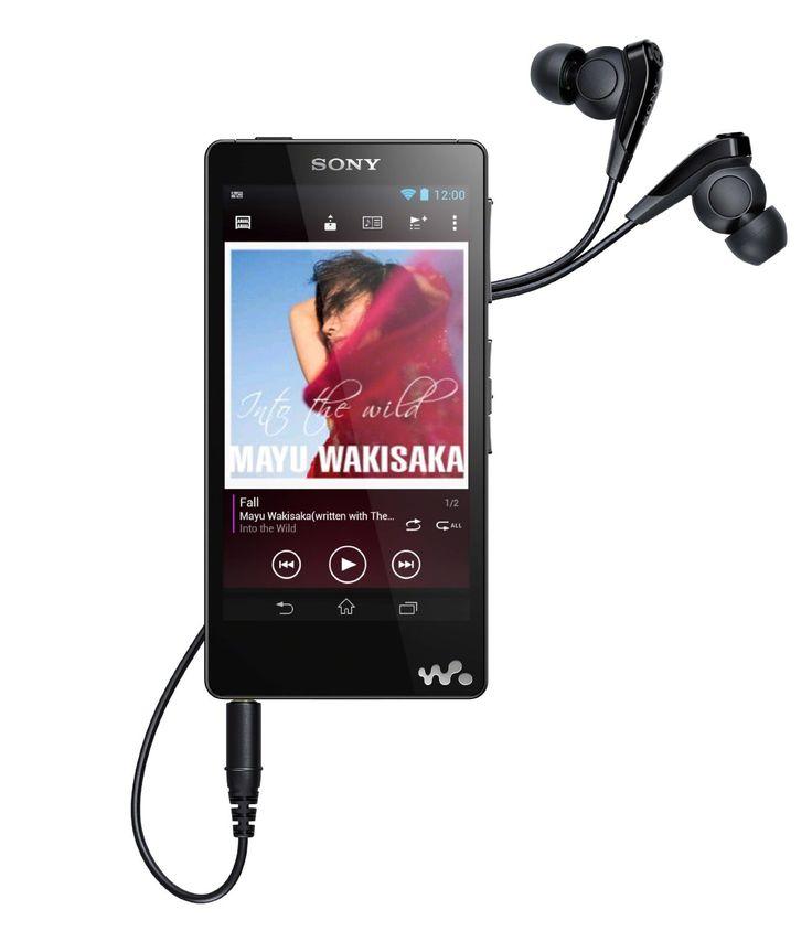 Sony NWZF886 32GB Web Enabled Walkman Video/MP3 Player: Amazon.co.uk: Audio & HiFi