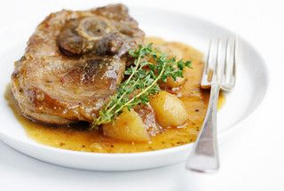 Autumn Pig and Beer Stew by Citrus and Candy, via Flickr