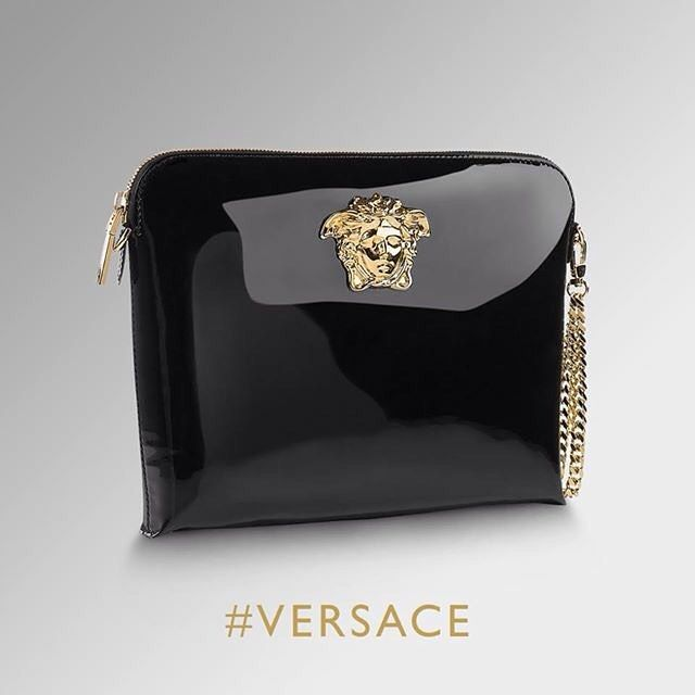 5bd412eefd17 Hi-tech glamour. Find more  VersacePalazzo accessories on versace.com   Versace