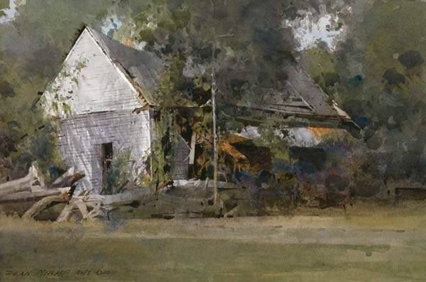 Watercolor By Dean Mitchell Painting Pinterest