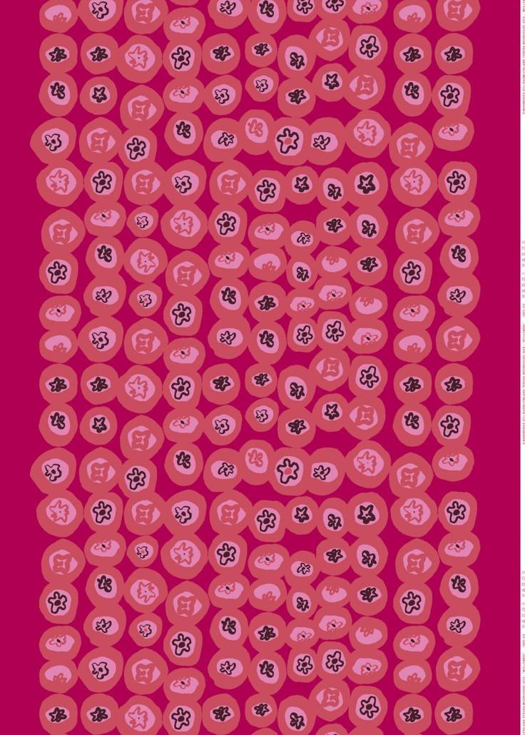 Myllymäki fabric   Cotton Fabrics   Marimekko
