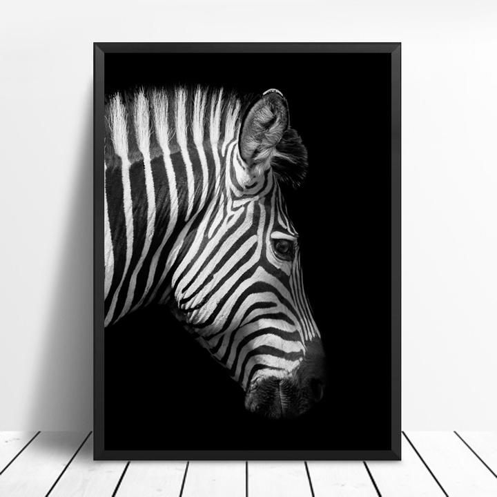 A4 Zebras *DISCOUNTED OFFERS*  A3 Stunning Wildlife Poster Print