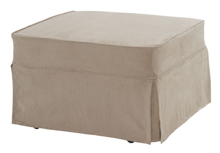 castro convertible footstool becomes a single bed comes. Black Bedroom Furniture Sets. Home Design Ideas