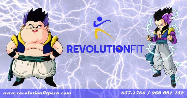 Te sientes Gordito y no te gusta el Gym, ven a RevolutionFit y sorprendete solo 20 minutos en sesiones de un mes, logra un cambio en tu vida