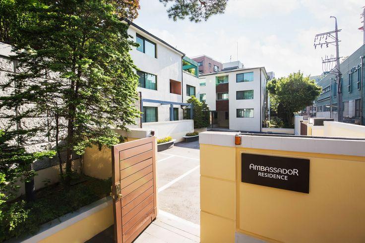 앰배서더 호텔 레지던스 Ambassador Hotel Residence