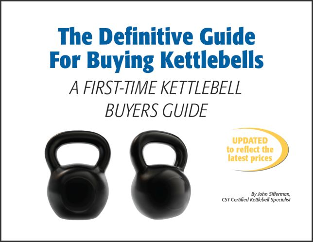 The Definitive Guide for Buying Kettlebells | PhysicalLiving.com