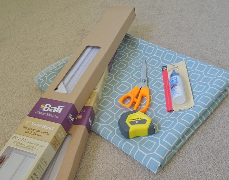 make roman blinds from venetian blinds an easy diy and