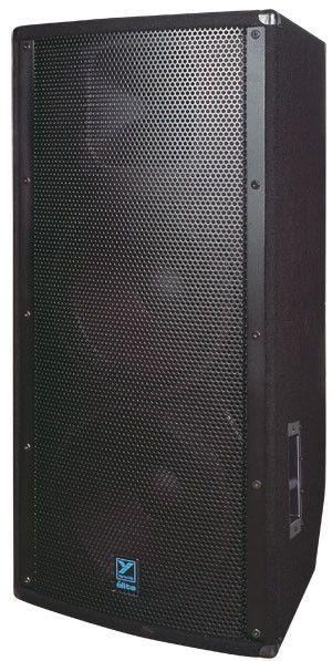 Yorkville Elite Series E215 Pro Audio Speakers