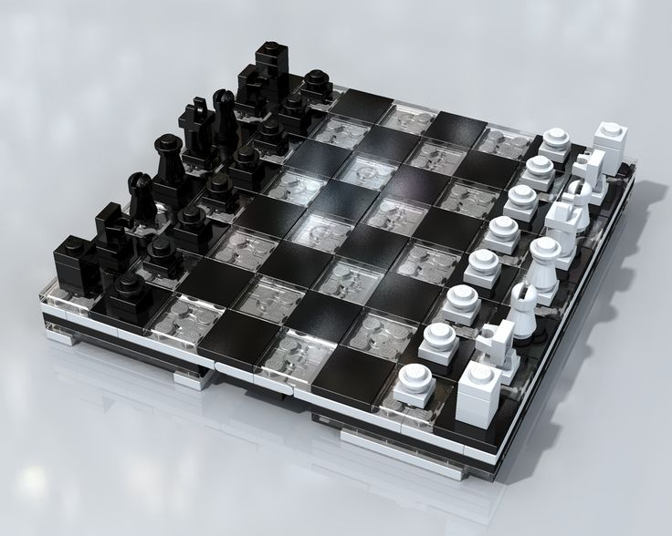 The Companion Resource Guide For Lego Chess Sets House