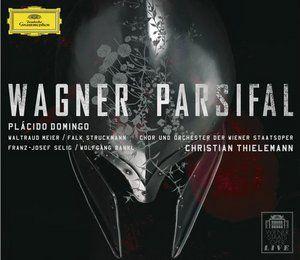 WAGNER Parsifal - Domingo / Thielemann - Deutsche Grammophon