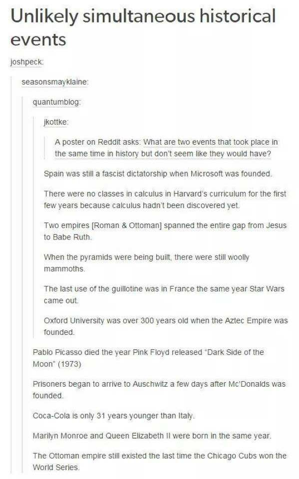 Same Times In History History Times History Nerd History Humor History