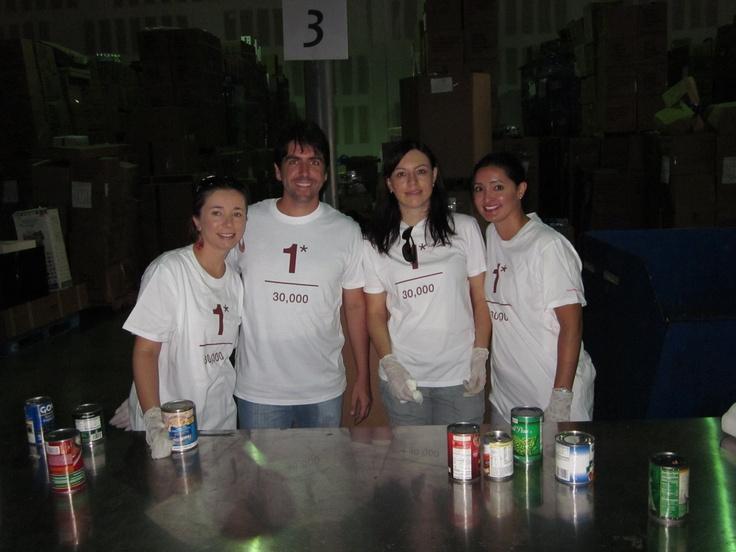 PricewaterhouseCoopers Volunteers