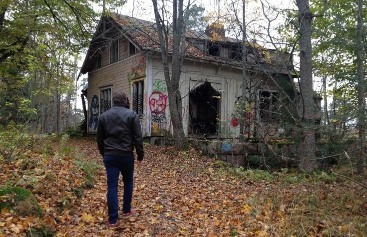 Kruunuvuori: A cidade fantasma da Finlândia