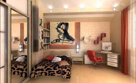 Дизайн комнаты для подростка девочки   STYLEHOME STUDIO