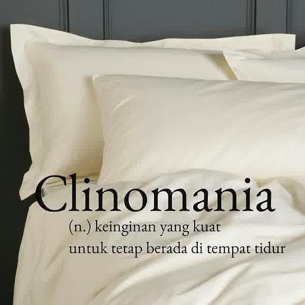Clinomania