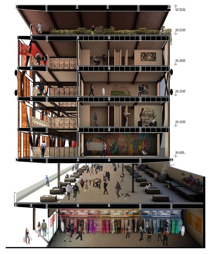 Las 25 mejores ideas sobre presentaci n arquitect nica en for Diseno de interiores merida