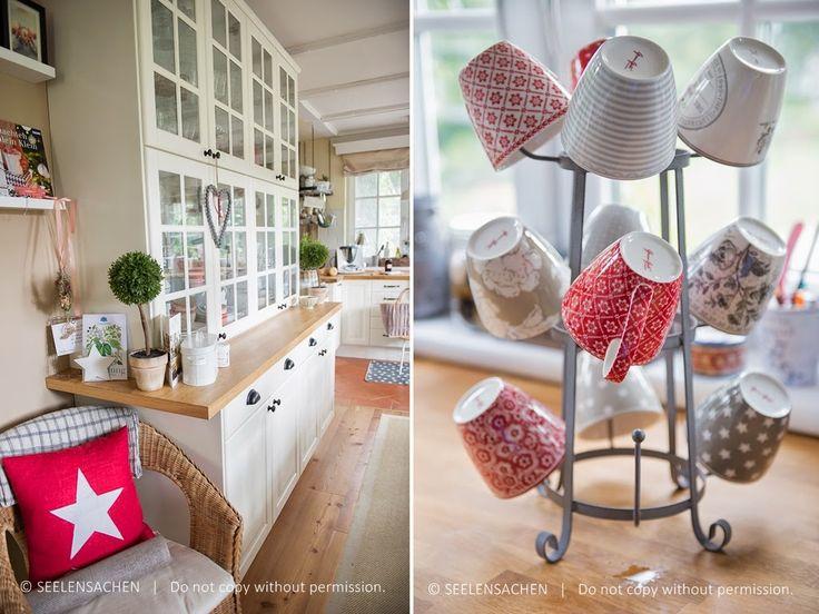 Die besten 25+ Ikea küche landhaus Ideen auf Pinterest Weiße - ikea küche landhausstil