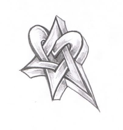 My next tattoo...the symbol for adoption.  It's a triangle inside of a heart.  Each corner of the triangle represents a person...one represents the birth mother, one represents the baby and the other represents the adoptive parents.  Cannot wait to get this tatted on my foot!