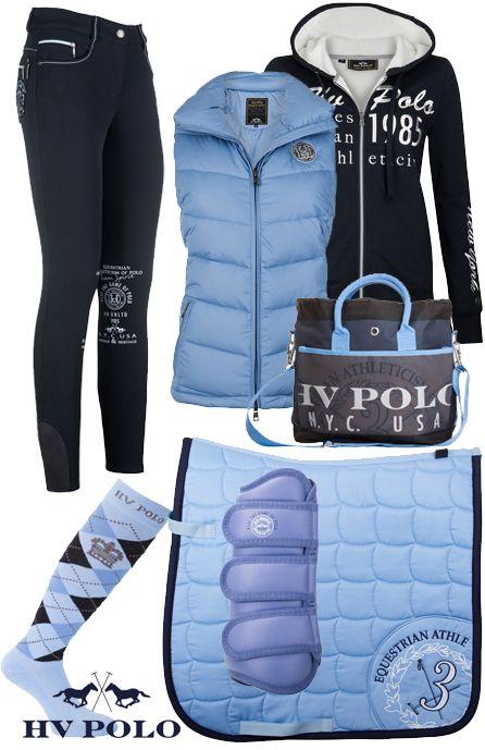 .HV Polo Winter Blue Lynx #Epplejeck #hvpolo #blue #lynx #winter16