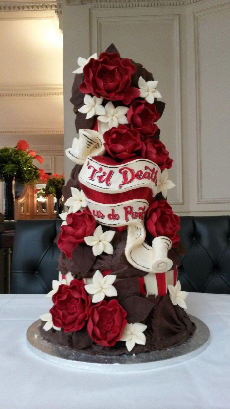 Choccywoccydoodah Wedding Cake Price List