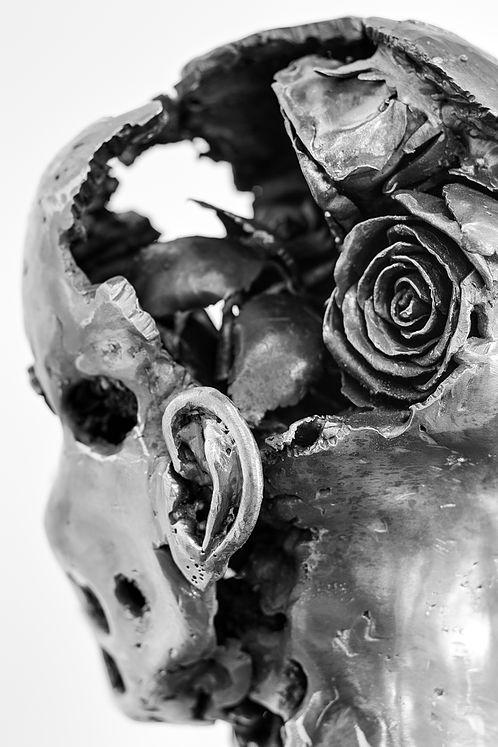 "Regardt van der Meulen South-African born sculptor. | ""Ephemeral"""