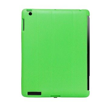 Smart Back-Cover (Grøn) iPad 2 Cover