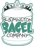 The Bloomington Bagel Company is downtown Bloomington's first on-site made from scratch bagel bakery.