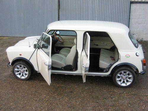 Classic 80 Mini 4 Door One Off Ebay Let S Roll