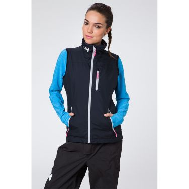 W CREW VEST A lightweight and stylish vest for women during windy summer days on the water.Double click to zoom in