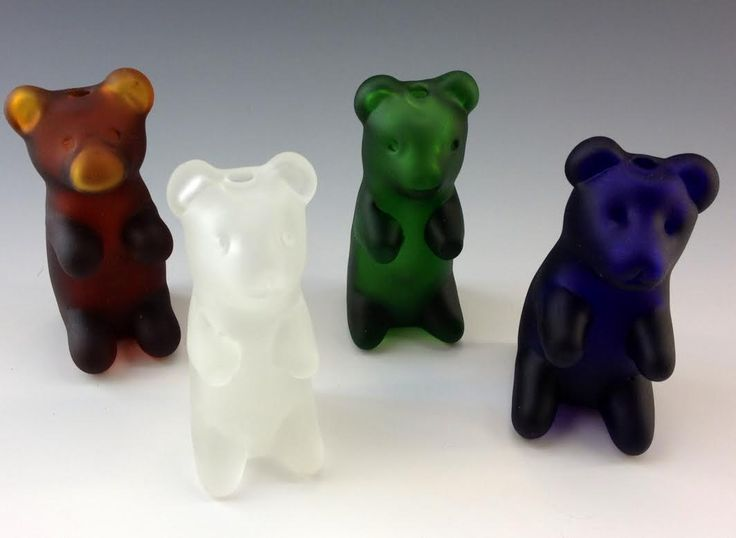 Gummy Bear Pyrex Glass Tobacco pipe 023 by ApolloGlassworks. $23.97. Can i get a what what!?