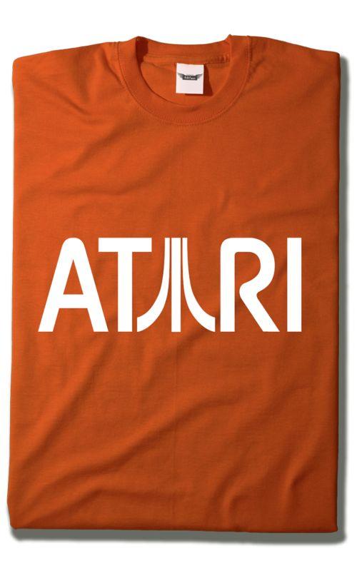 Camiseta Atari v3.