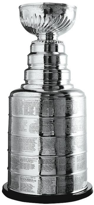 Lord Stanley's Cup http://rickostler.com/contact-sports-collectables/